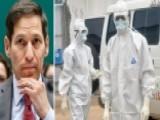 CDC Insists Ebola Isn't Airborne