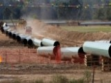 Clogging The Pipes? White House Delays Keystone Decision