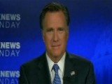 Case For Republicans: Mitt Romney Presents Closing Arguments