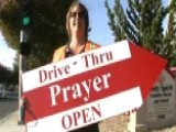 California Church Launches Drive Thru Prayer Service