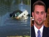 College Student Saves Man From Sinking Car