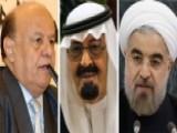 Changes In Saudi Arabia, Yemen Raise Concerns About Iran