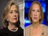 Carly Fiorina Says Hillary Clinton Is Waging War On Women