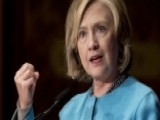 Clinton Under Scrutiny For Use Of Private Email Addresses