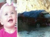 Cops: Baby Survived Crash, Night Trapped In Car In River