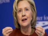 Clinton Continues Public Appearances As Email Probe Grows