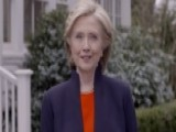 Clinton: 'I'm Hitting The Road To Earn Your Vote'