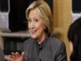 Clinton Shifts Focus In Wake Of New Book On Foundation