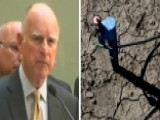 Calif. Gov. Brown Calling For $10K Fine For Water Wasters