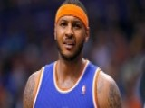 Carmelo Anthony Joins Protest March To Baltimore's City Hall
