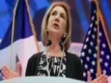 Carly Fiorina Announces She's Running For President