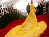 Celebrities Strut Their Stuff At Met Gala