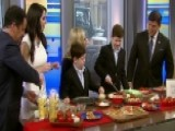 Cooking With 'Friends': Bret Baier's Gluten Free Pizza