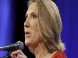 Carly Fiorina's Campaign Speeches Are A Hit With Iowa Voters