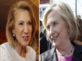 Carly Fiorina Shadows Hillary Clinton In South Carolina