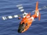 Coast Guard Rescues 4 Men From Sinking Alaska Fishing Boat
