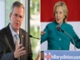 Compassion Card: Clinton, Bush Set Tone For 2016 Race