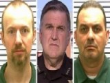 Clinton County Sheriff On Hunt For Escaped Prisoners