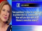Carly Fiorina Answers Viewers' Questions