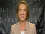 Carly Fiorina Sounds Off About Hillary's First Interview