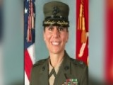 Controversy Over Firing Of Female Marine Recruit Trainer