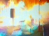 Cloud Of Gas Sparks Insane Explosion, Wall Of Fire