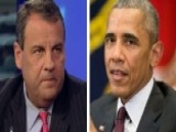 Christie On 'bridge-gate' Scandal, Shaking Obama's Hand