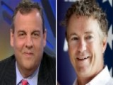 Chris Christie Hits Rand Paul, Defends Record As NJ Governor