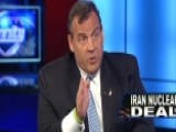 Chris Christie Slams Obama's 'disrespect For The Law'