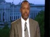 Carson On Planned Parenthood, SCOTUS, Political Influences