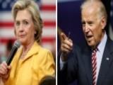 Clinton Camp Fears Biden Inching Closer To White House Run