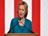 Clinton To Launch First Wave Of TV Ads Amid Biden Rumors