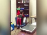 Controversy Explodes Over Video Of Handcuffed 8-year-old