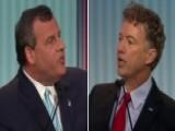 Chris Christie, Rand Paul Spar Over NSA