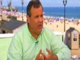 Christie: Clinton Hasn't Told Truth, Hasn't Been Transparent