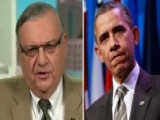 Court Rejects Arpaio's Lawsuit Against Obama Administration