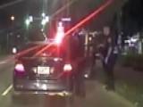 Cop Pulls Over Car For Speeding, Gets Surprise