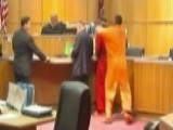 Courtroom Chaos: Witness Attacks Defendant In Front Of Judge