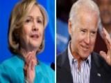 Covering Hillary Clinton Vs. Joe Biden