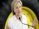 Clinton Worried About E-mail Scandal, Biden Challenge
