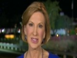 Carly Fiorina Talks About Her Experience On The Debate Stage