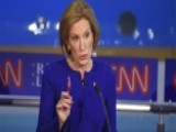 Can Carly Fiorina Capitalize On Debate Performance?