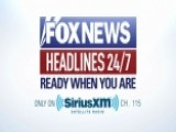 Coming October 5th: Fox News Headlines 24 7 On SiriusXM!