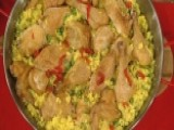 Cooking With 'Friends': Kurt's Chicken With Yellow Rice