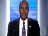 Carson On Obama's Ideological Sympathies, Agenda-run Media