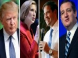 Cruz, Rubio, Fiorina, Trump Are GOP Big Movers