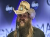 Chris Stapleton Stuns At CMA Awards