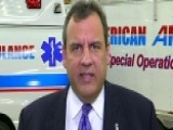 Christie: Obama Not As Supportive Of Cops As He Should Be