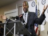 Carson Campaign Admits West Point Story Was Inaccurate
