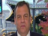 Chris Christie Describes Energy On Undercard Debate Stage